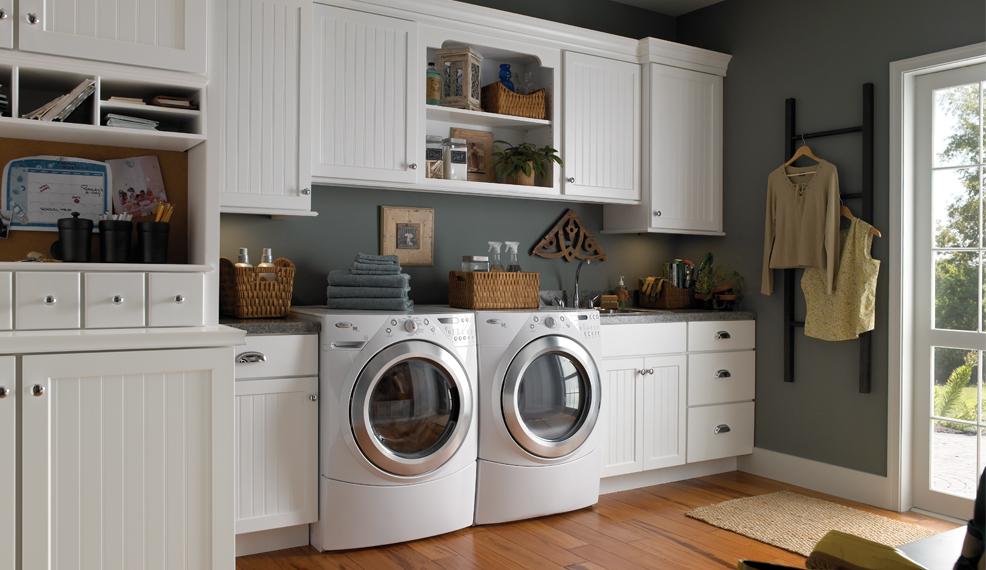 Laundry-Room Well organized laundry room design ideas