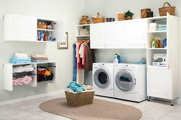 Laundry-room-design Well organized laundry room design ideas