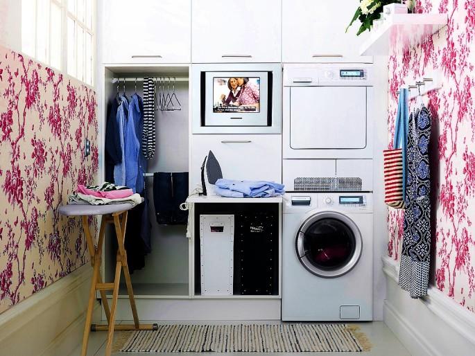 laundry-room-designs-wallpaper Well organized laundry room design ideas