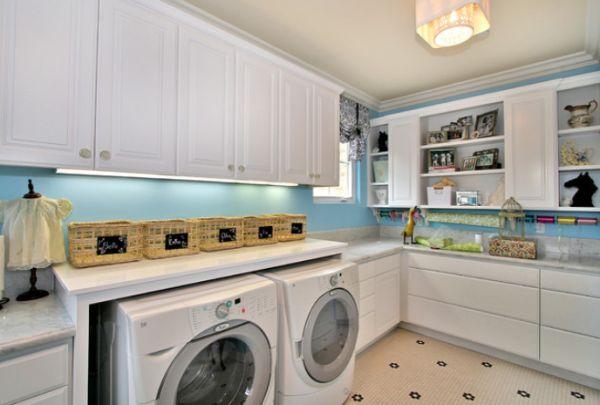 laundry-room-planning Well organized laundry room design ideas