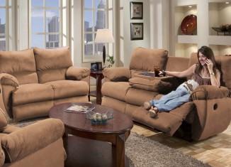 Living room luxuious sofaset