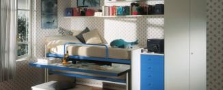 Mates Beds teen bedroom interior