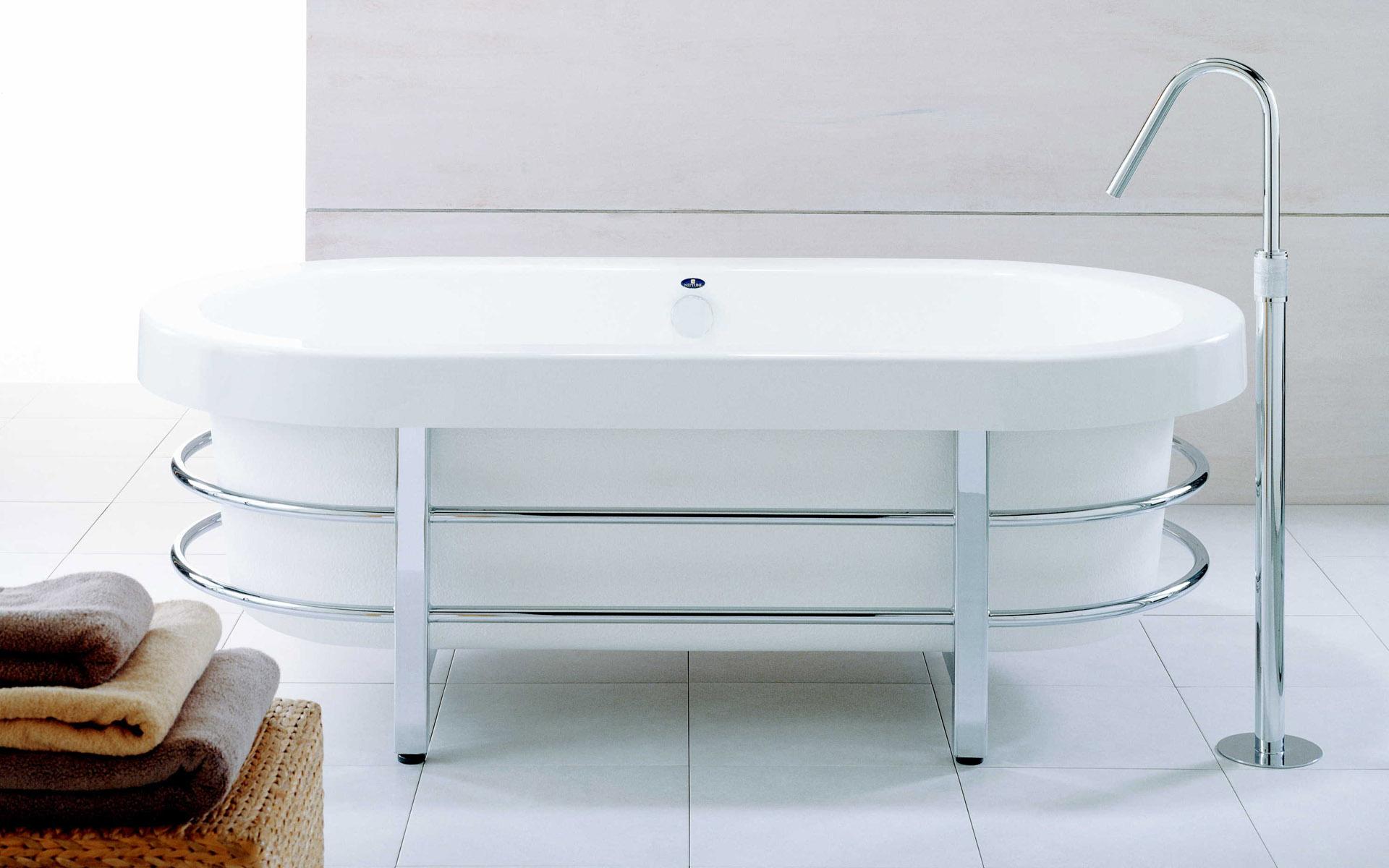 Modern Bathroom bathtub