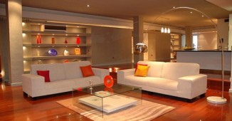 Modren home lighting