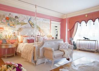 Pink Girls Bedroom Ideas