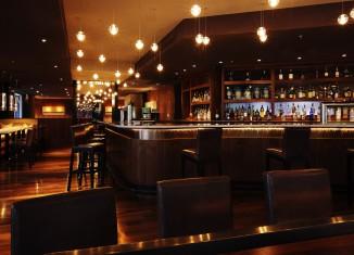 bar decoration idea