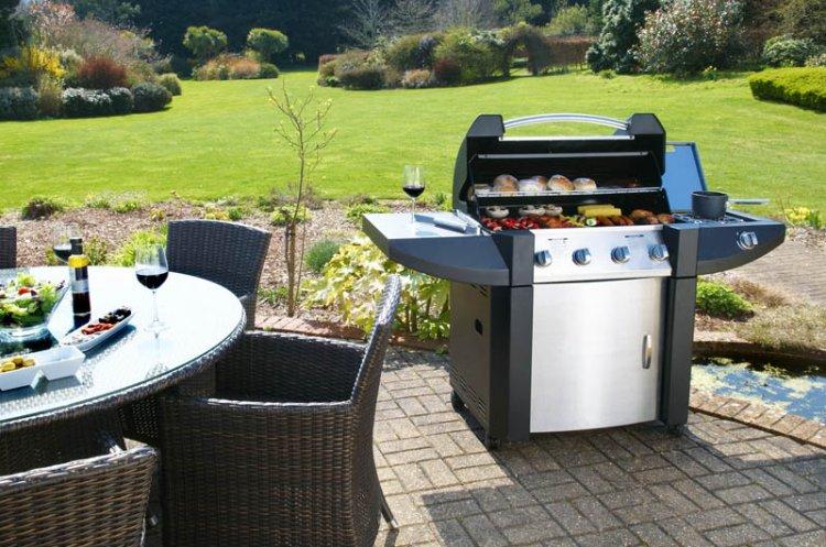 barbecue garden furniture