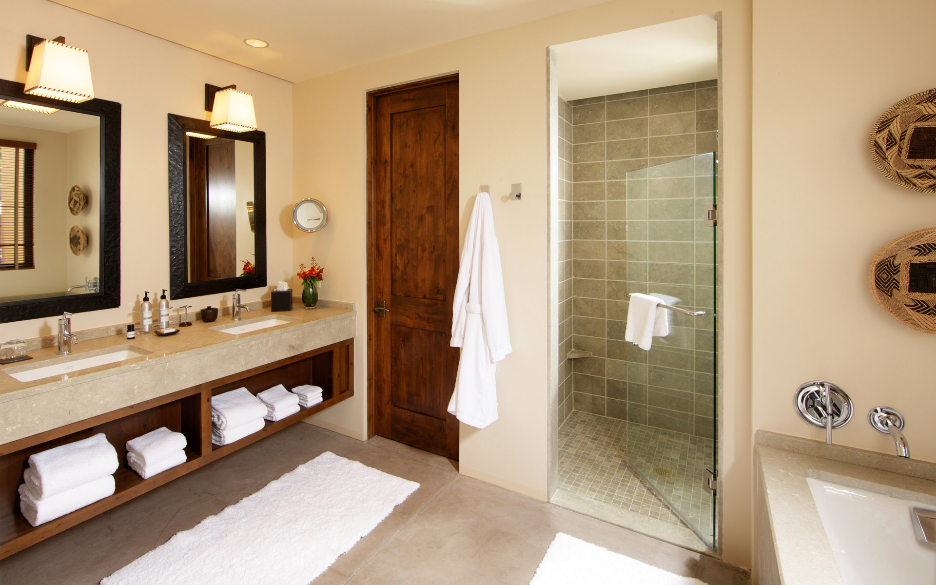 contemporary Bathroom designs idea