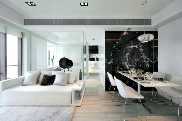 contemporary interiors design