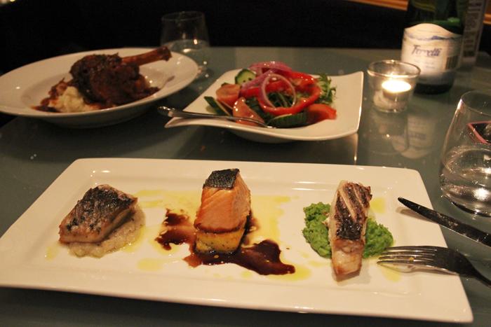 food-presentation Choosing the right tableware