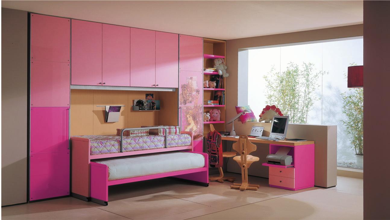 girl-Mates-Beds-bedroom-idea girl Mates Beds bedroom idea