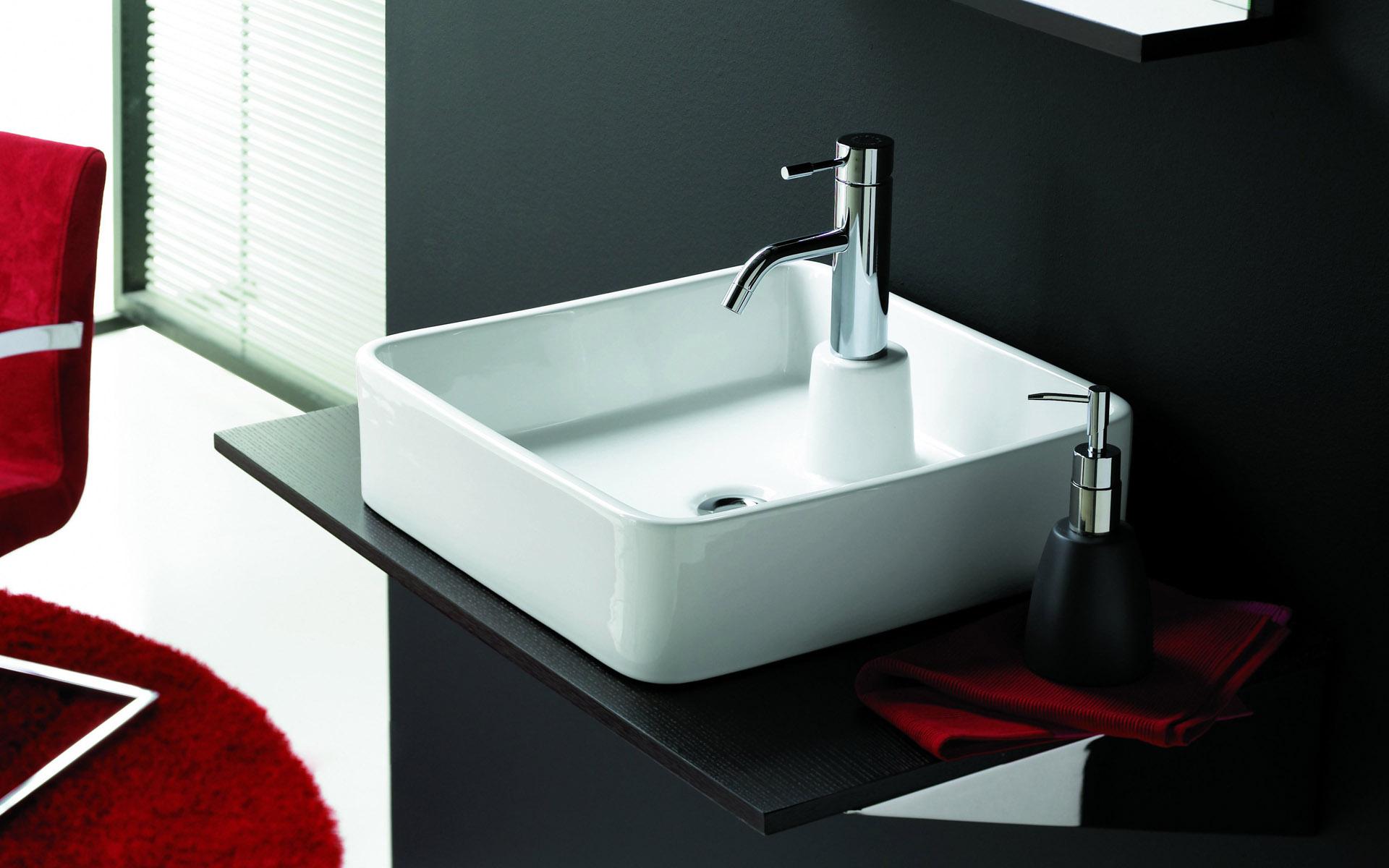 Modern Bathroom Basins : posts modern bathroom basin bathroom basin closeup modern bathroom ...