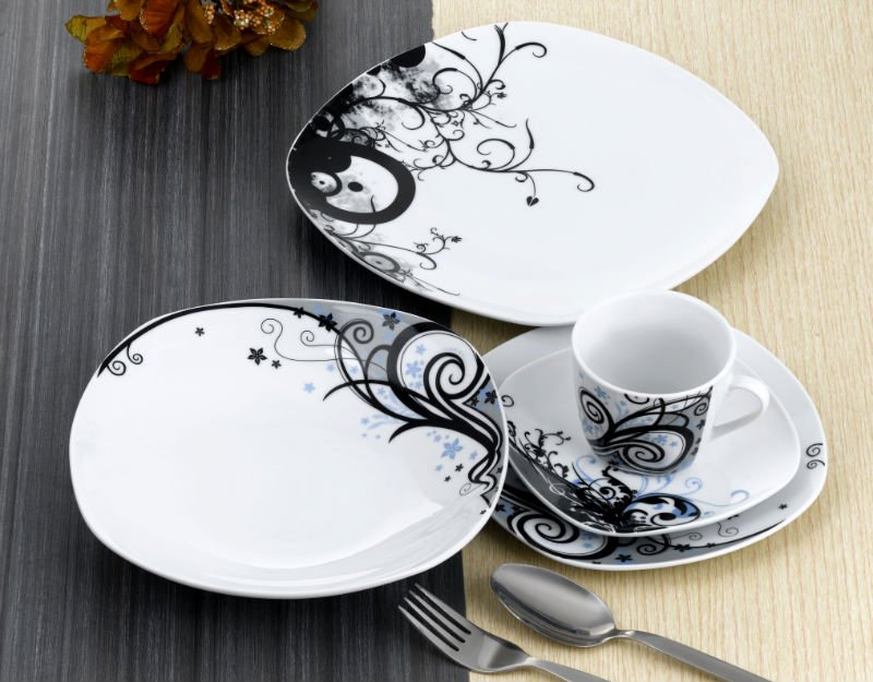 Choosing The Right Tableware Interior Design Ideas