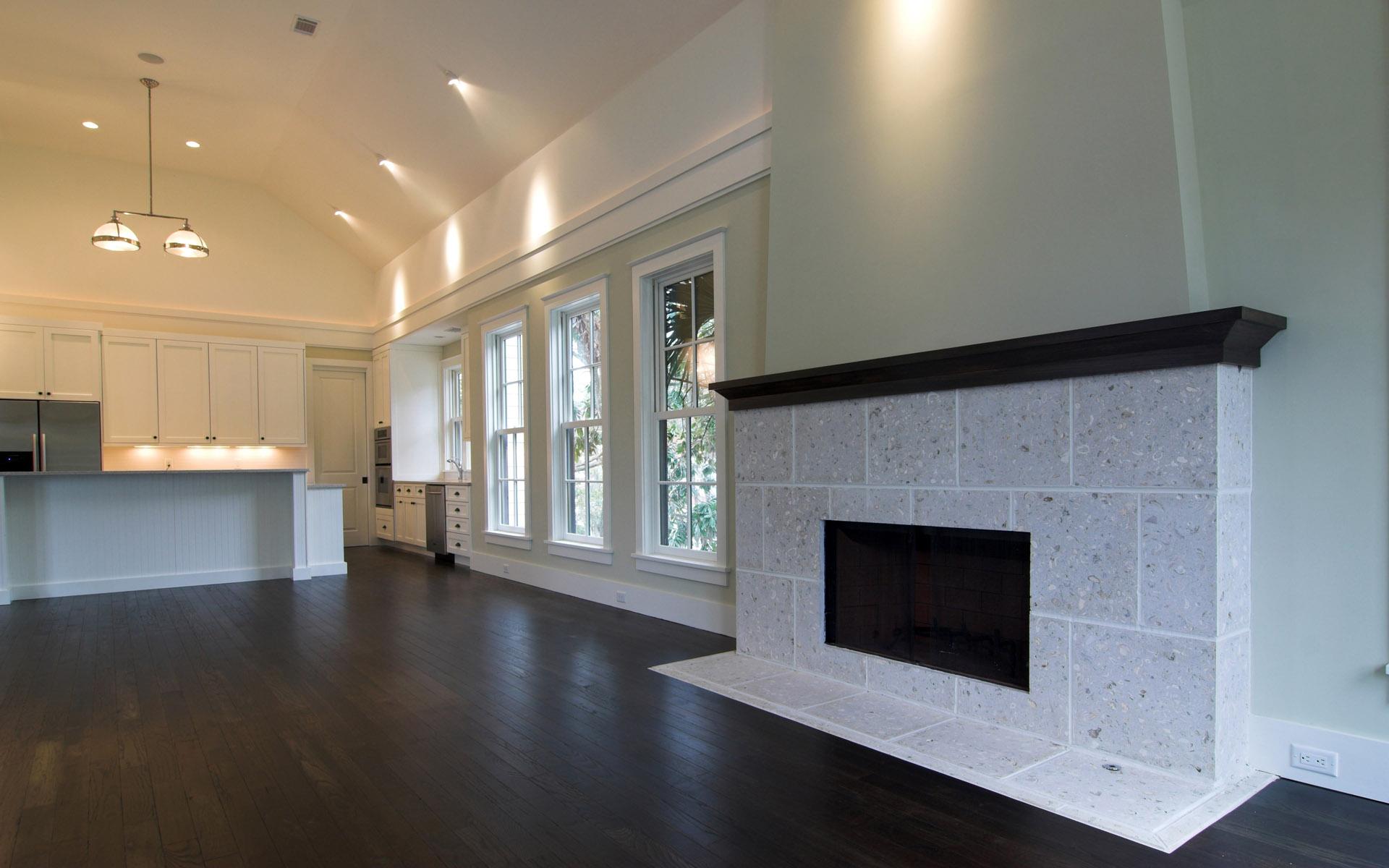 Modern Large Kitchen Decoration Idea Interior Design Ideas