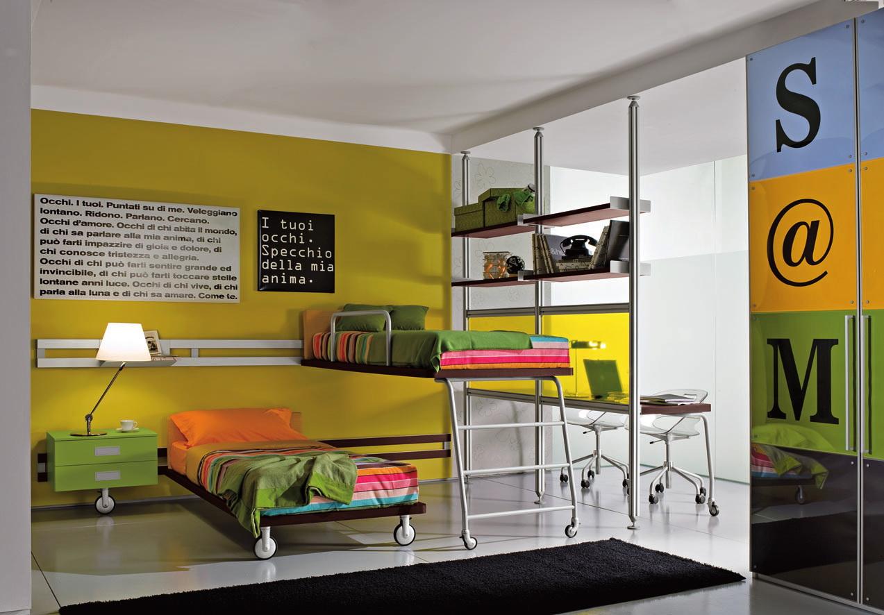 modern-teenage-bedroom-decoration-idea modern teenage bedroom decoration idea