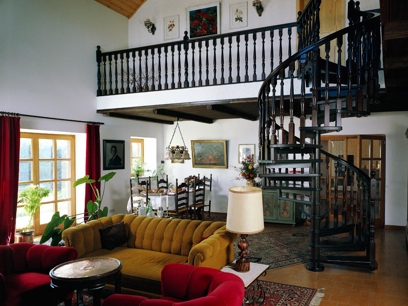 red-sofa-drwaing-room-idea red sofa drwaing room idea