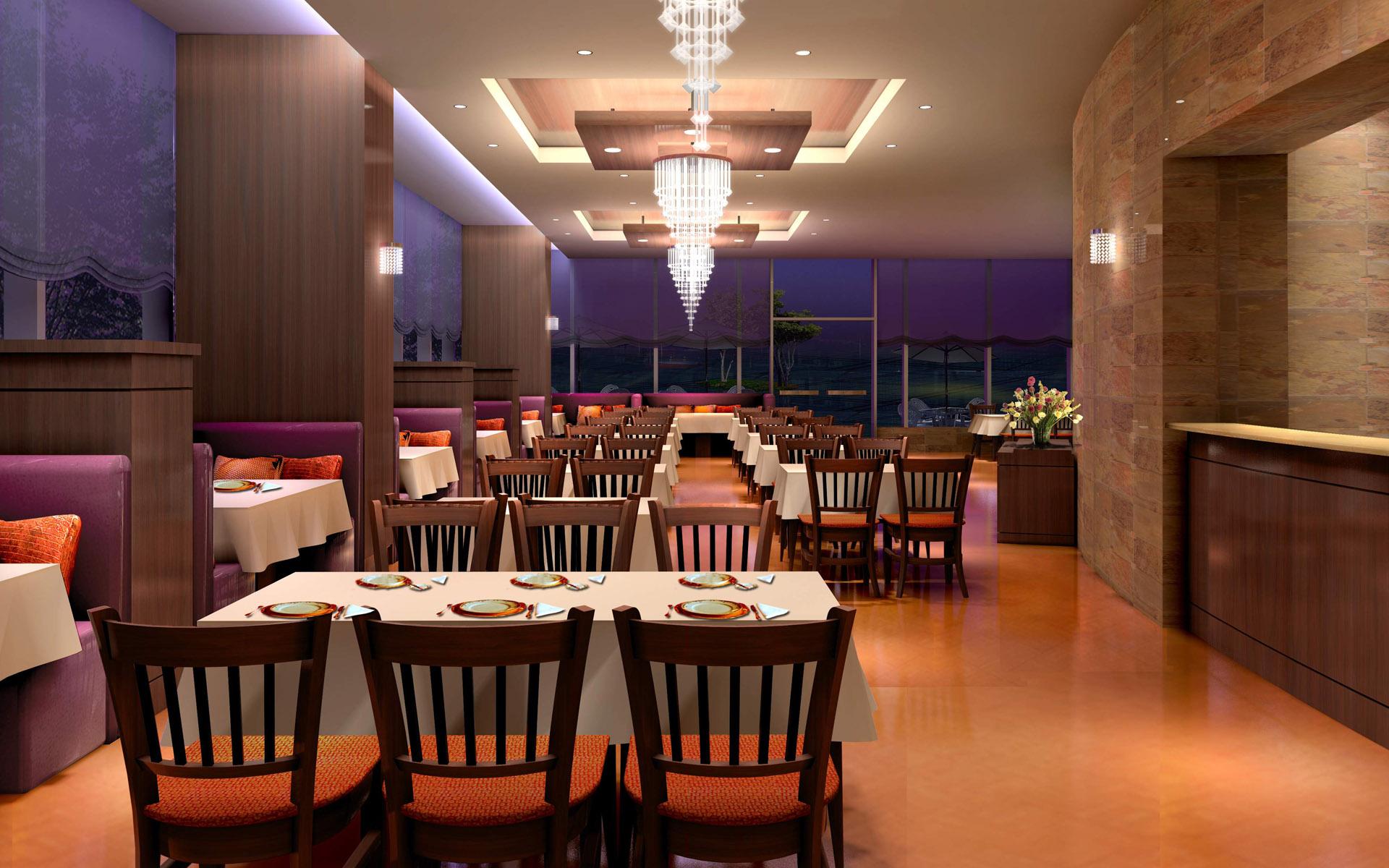 restaurant-interior-design-lighting restaurant interior design lighting