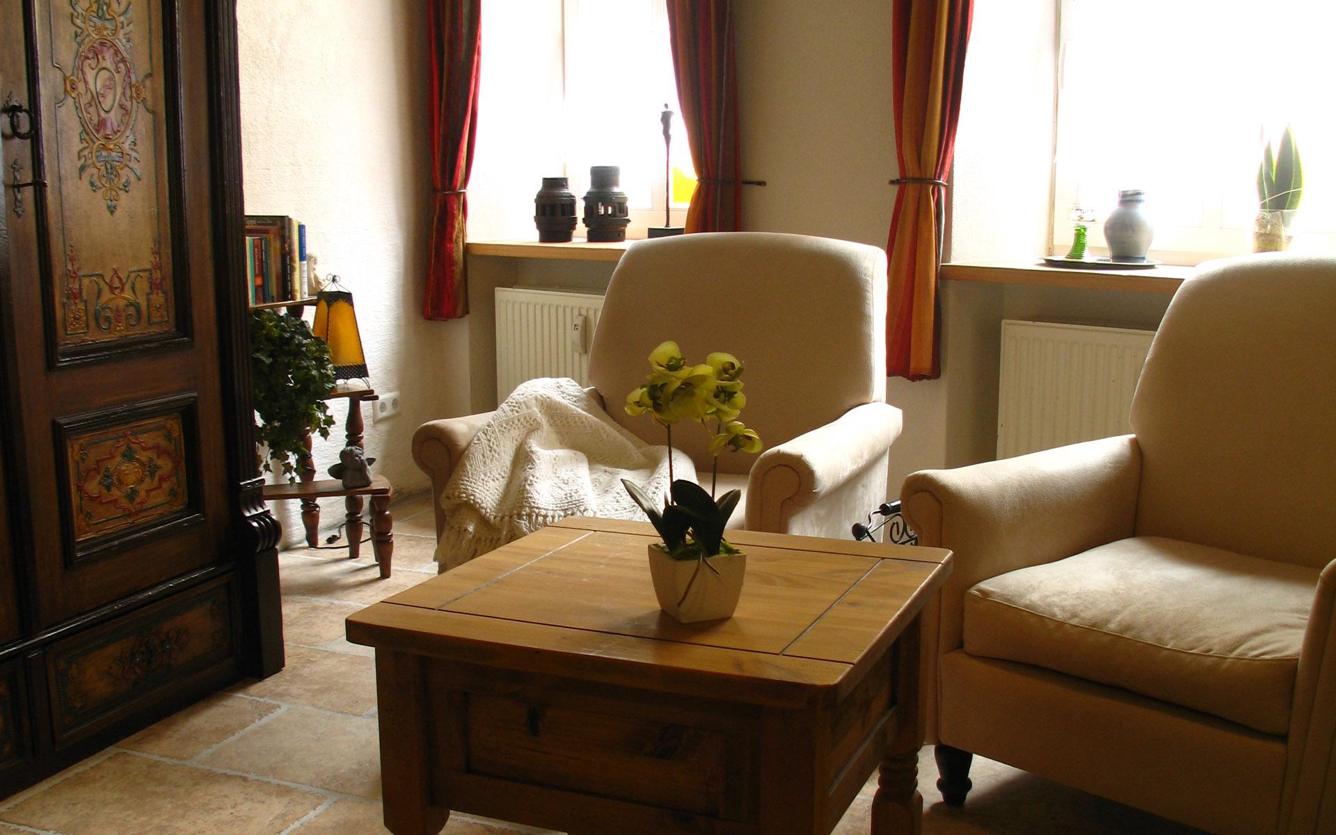 rural-Living_room Living room