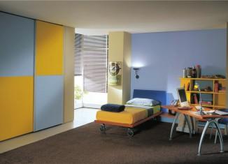 simple kid bedroom design