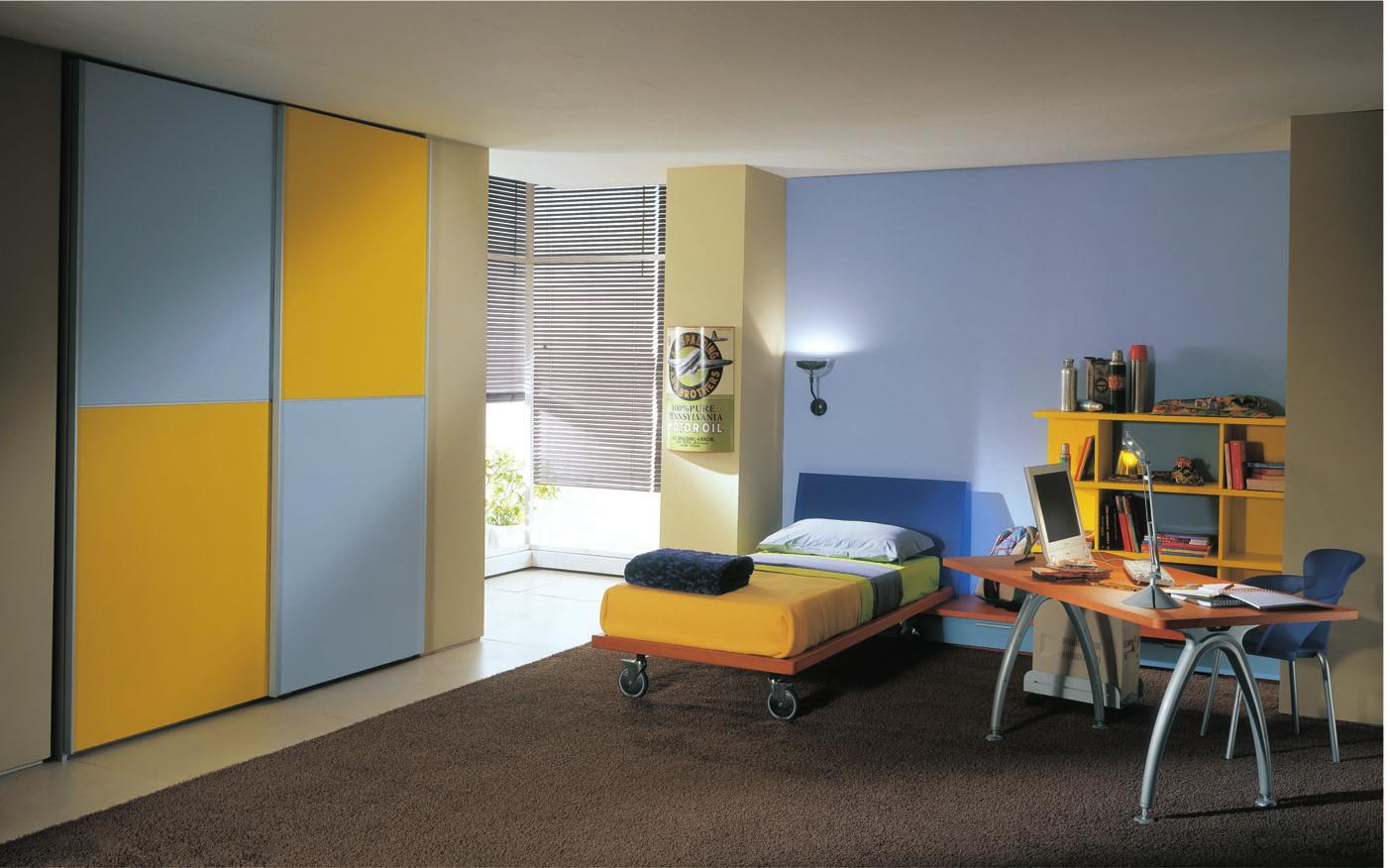 Simple kid bedroom design interior design ideas for Simple kids bedroom ideas