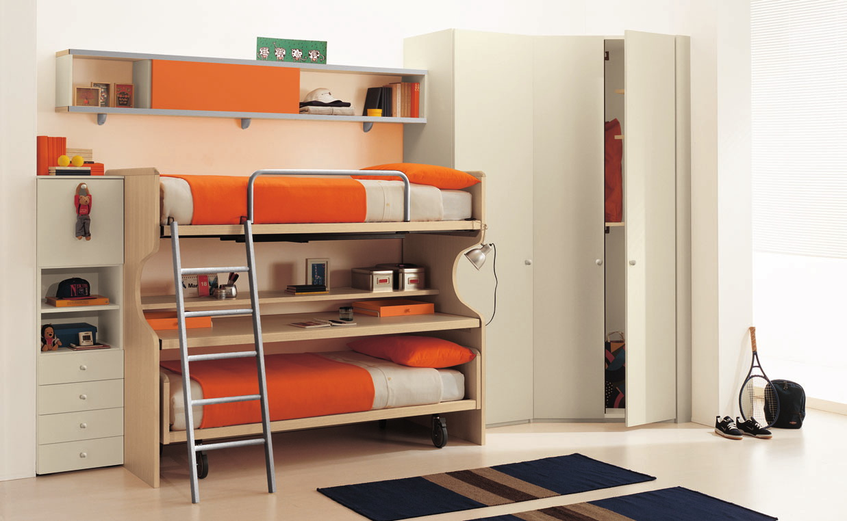 teen-Bunk-Beds-idea teen Bunk Beds idea
