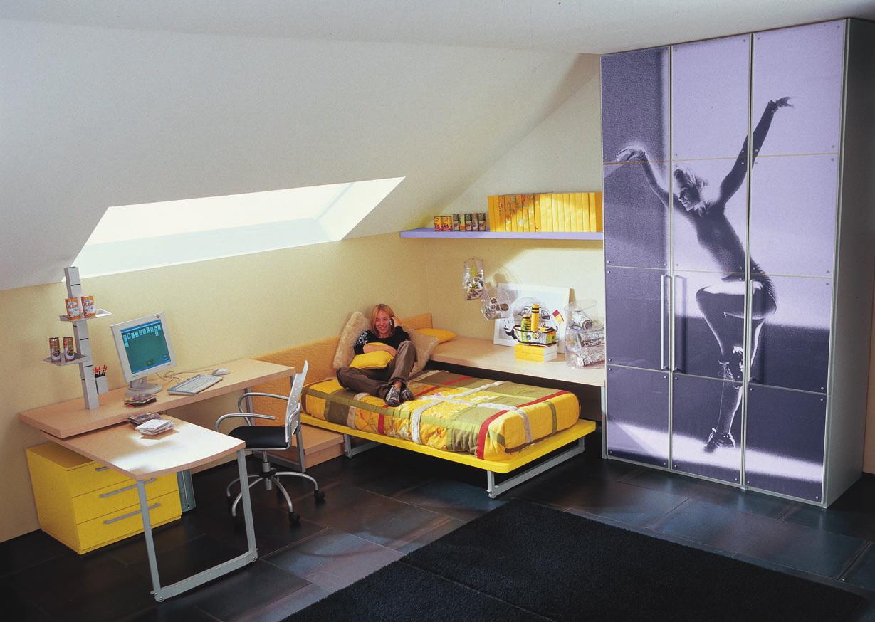 teen-bedroom-interior-decoration-idea teen bedroom interior decoration idea
