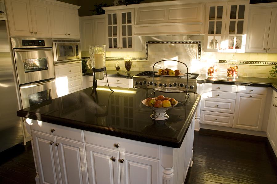 Granite-Countertop Review of Granite Kitchen Worktops