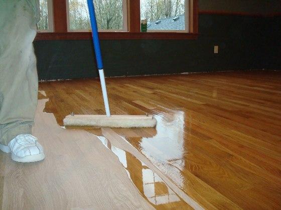 Wood Flooring Liguid Care