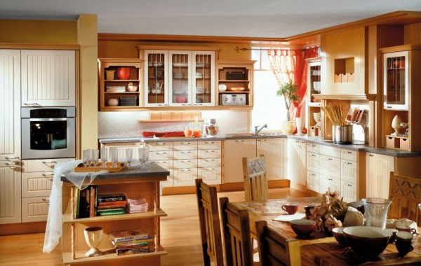kitchen-cabinet-ideas Kitchen Design Options to Give Clean Look