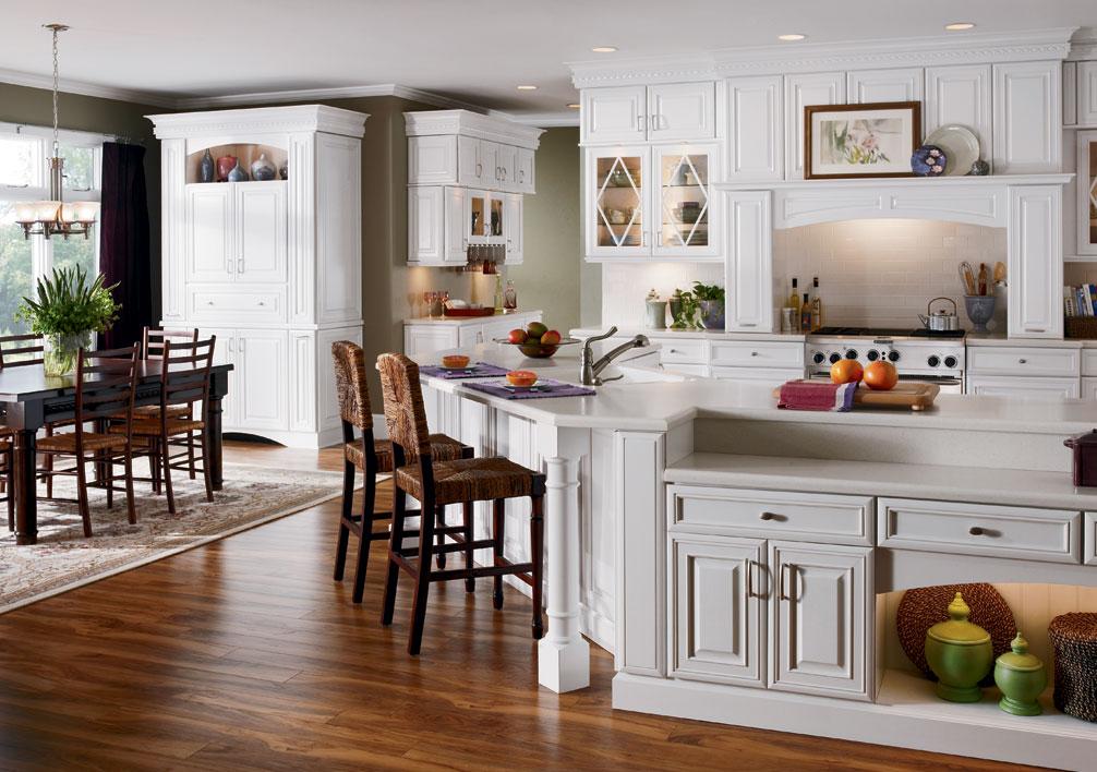 kitchen-interior Embroidering Kitchen Interiors - Kitchen design idea