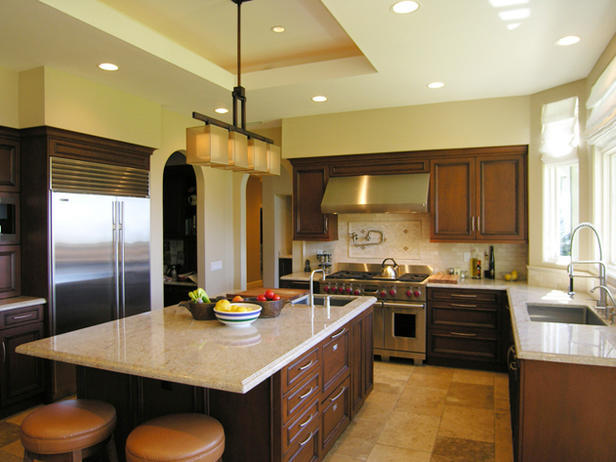 kitchen-lighting Kitchen Design Options to Give Clean Look
