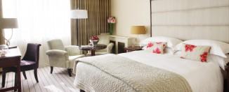 white master bedroom interior decoration