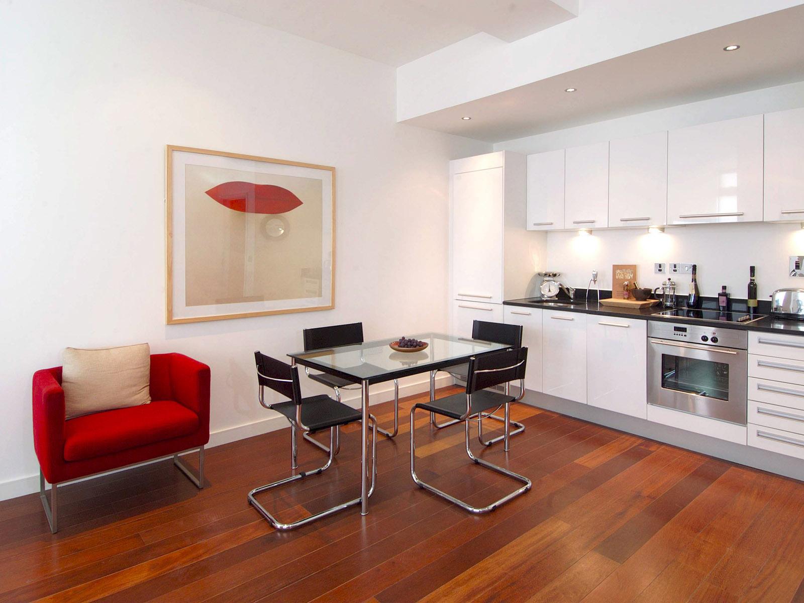 wooden-floor-modern-kitchen-design-idea wooden floor modern kitchen design idea