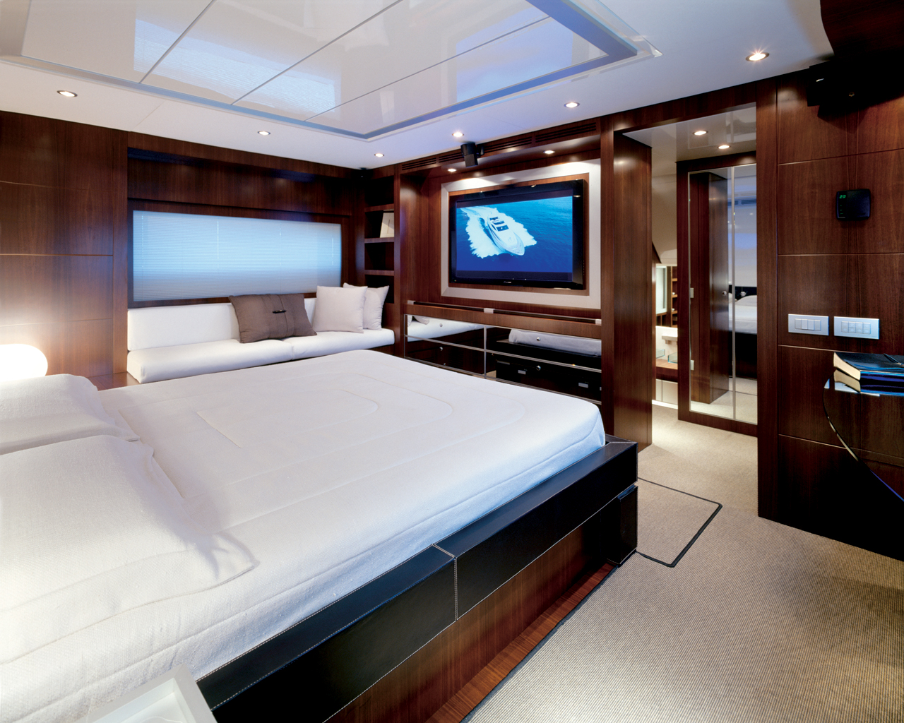Yacht bedroom interior design interior design ideas for Bedroom interior pictures