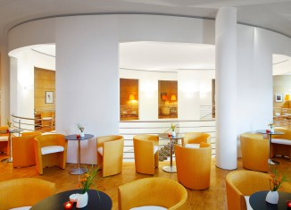 Hotel Interior Sitting Concept
