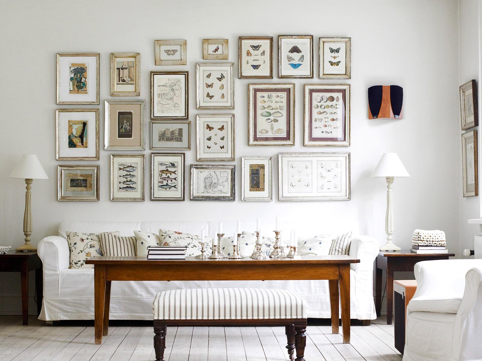 Photo-Frame-Decor-Living-Room Photo Frame Decor Living Room