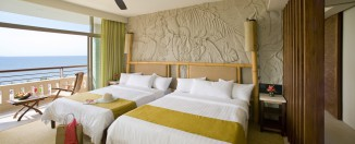 bedroom wall pattern design ideas