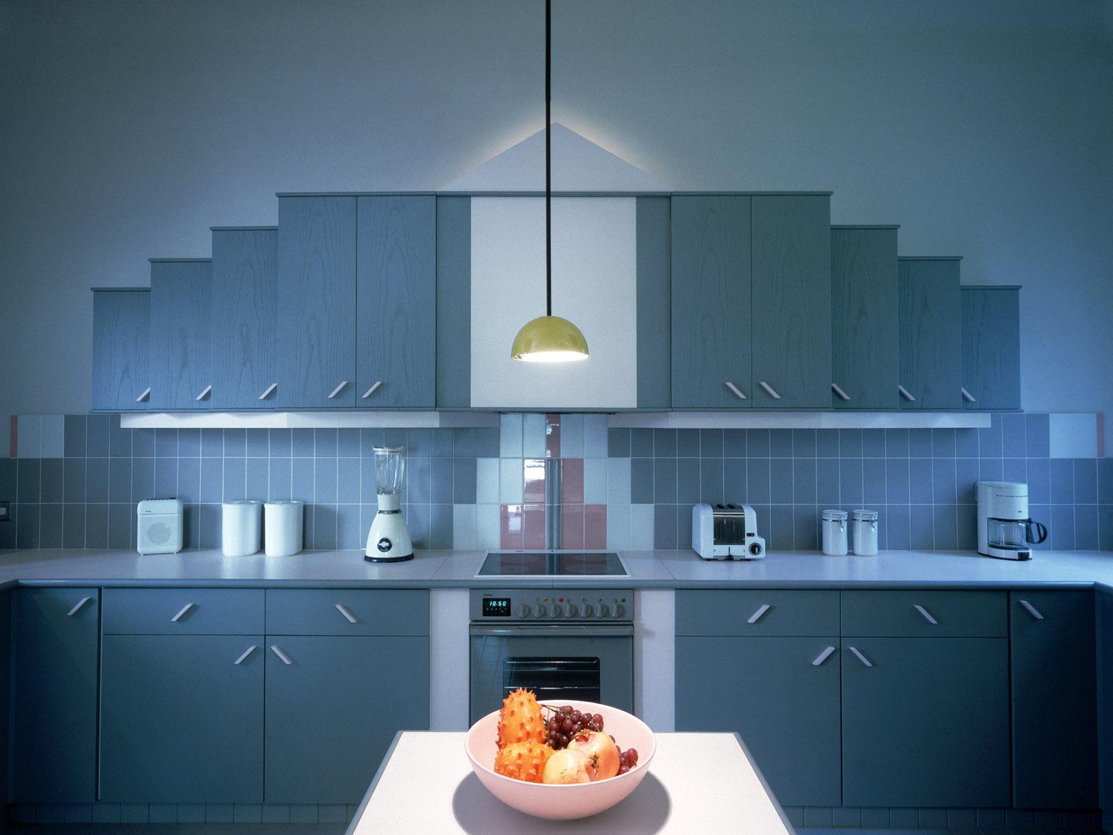 blue-kitchen-design blue kitchen design