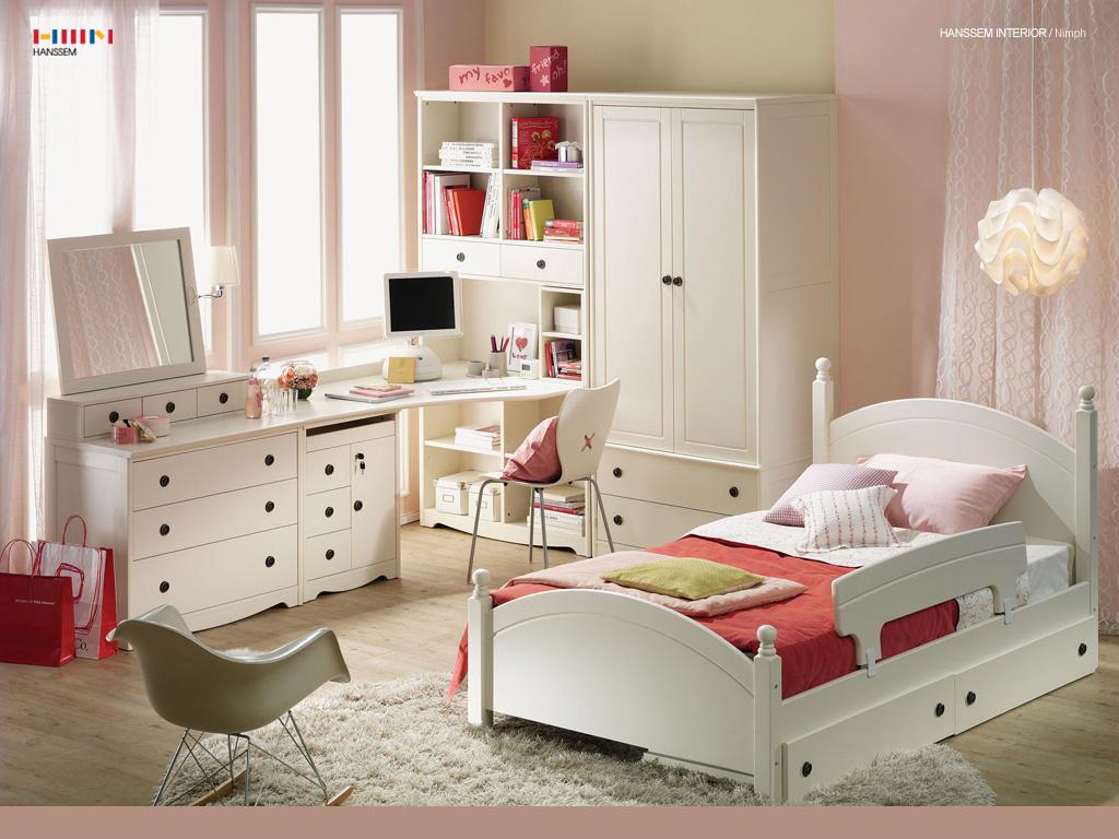 white-teen-room-design white teen room design