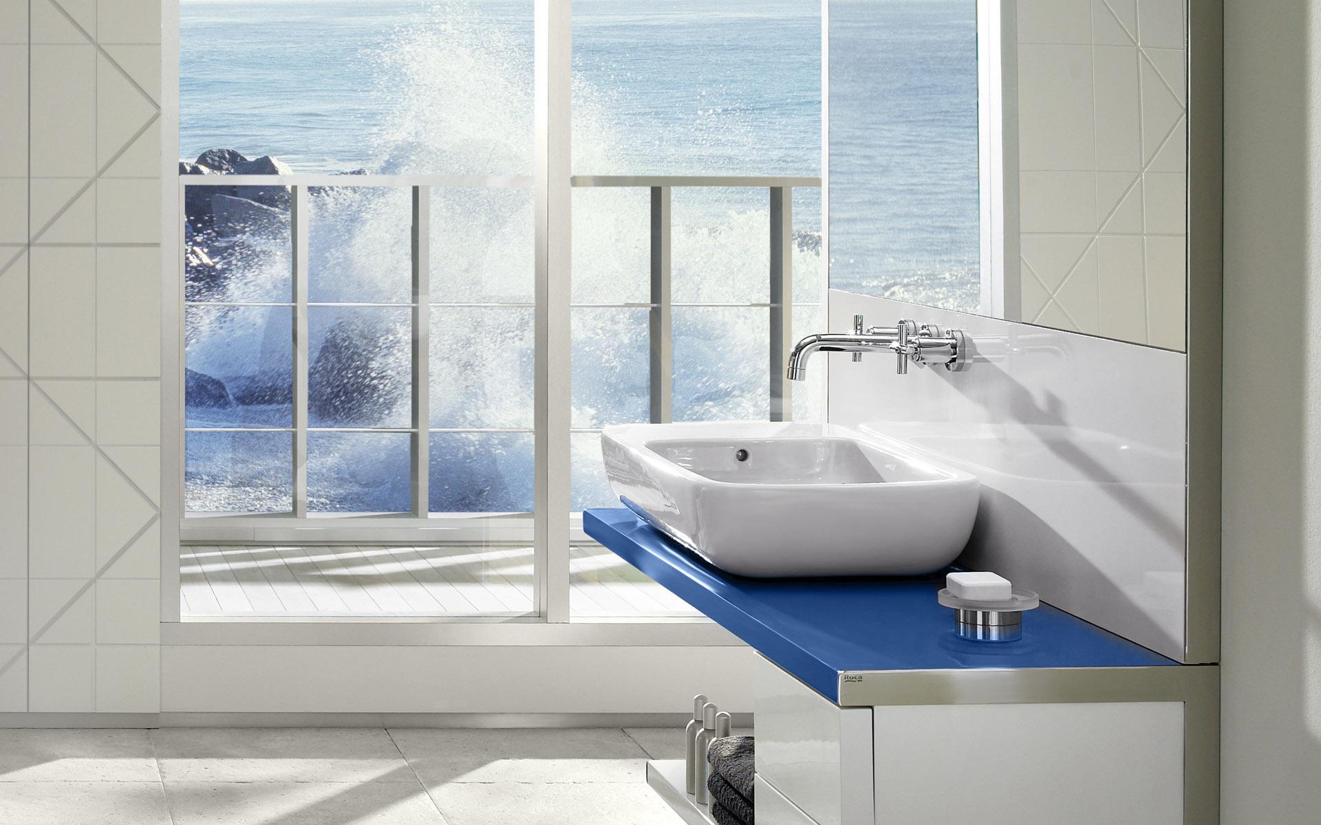 Beach-View-Bathroom-Design Beach View Bathroom Design