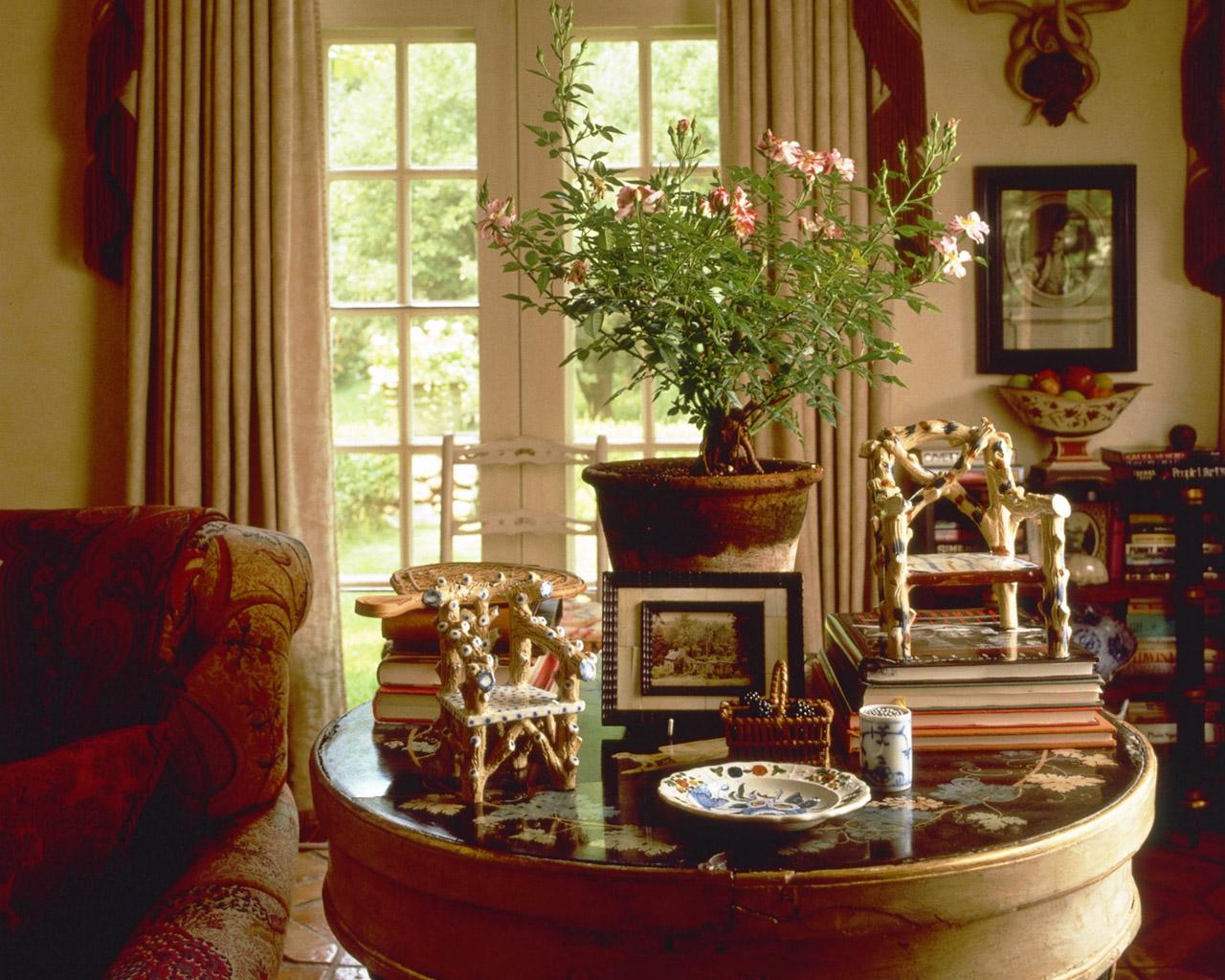 Living-Room-Plant-Decoration Living Room Plant Decoration