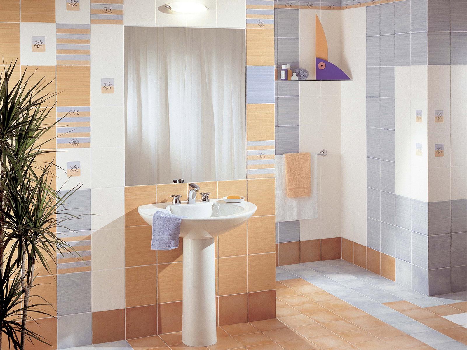 Neat Teen Bathroom Design | Interior design ideas