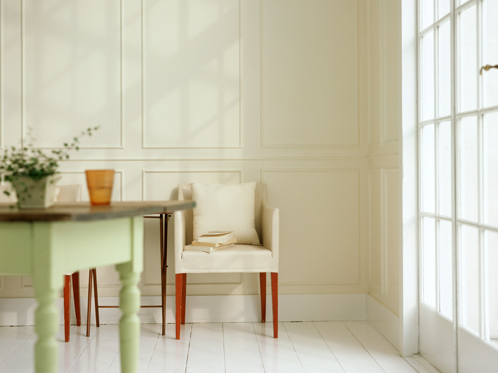 White-Simple-Home-Interior White Simple Home Interior