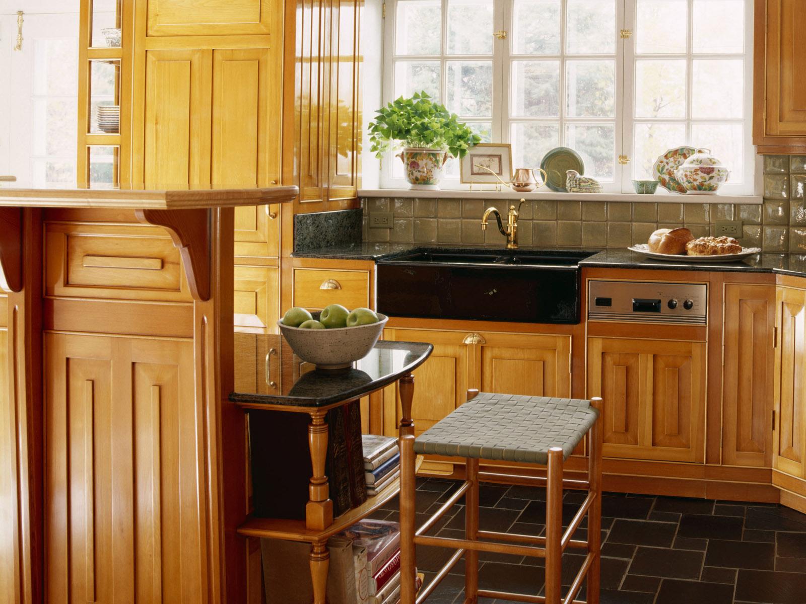 Light-Wood-Kitchen-Design Light Wood Kitchen Design