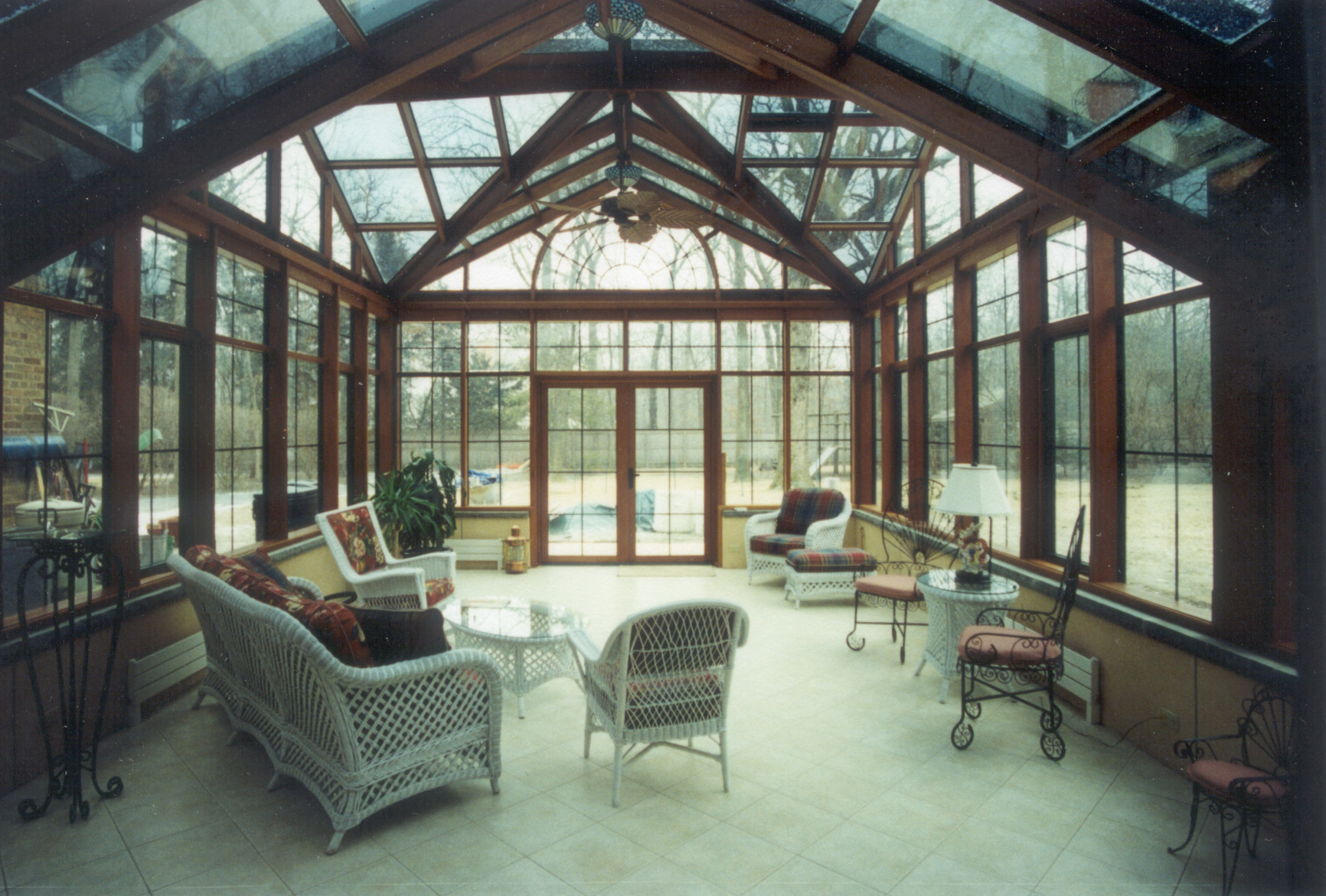 Sun room design ideas interior design ideas for House plans with sunroom