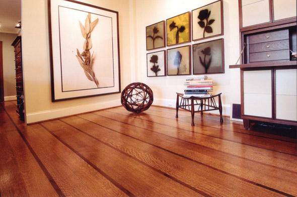 Solid Wood Flooring idea