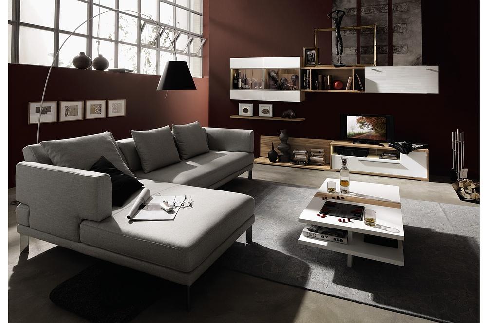 Bookshelves-Living-Room-Furniture-idea Choosing best furniture ideas for living room