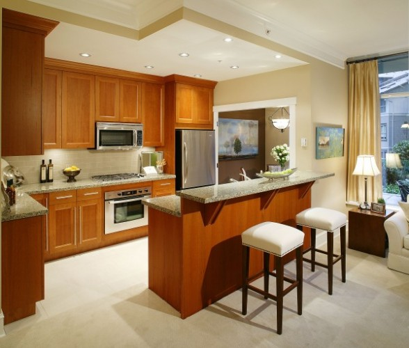 Clean-Kitchen-idea Tips for a shiny clean kitchen