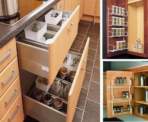 Kitchen Cabinet Storage Ideas Interior Design Ideas