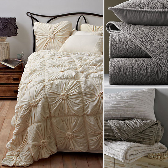 Modern bed quilts interior design ideas for Bed quilting designs